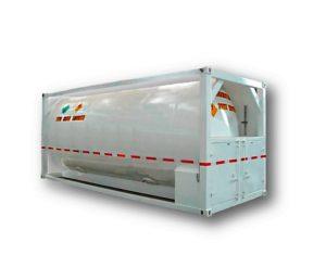 Криогенные мобильные цистерны-контейнеры