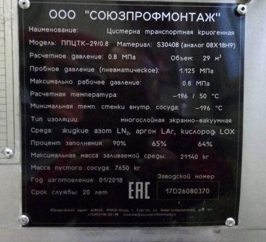 Продукция компании Союзпрофмонтаж